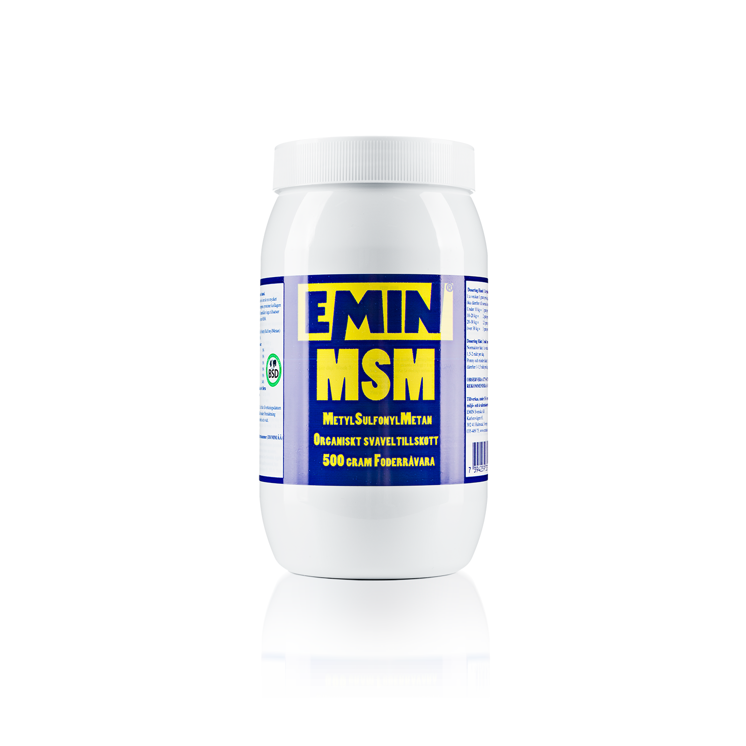 MSM 100%